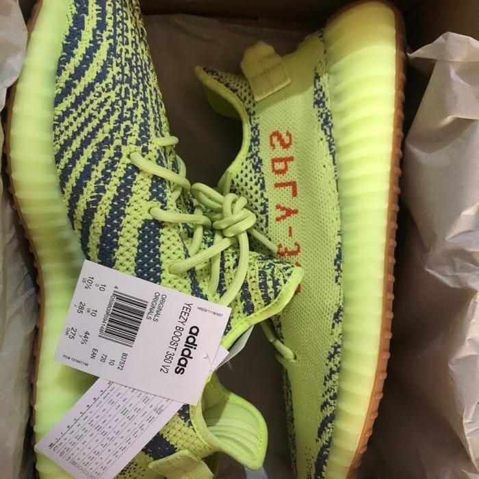Jual Adidas Yeezy Boost 350 V2 Semi Frozen Yellow Original DKI Jakarta Numimastik Rafael   Tokopedia