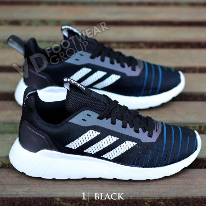 Jual Sepatu Running Lari Adidas Questar Pria Model Baru Kota