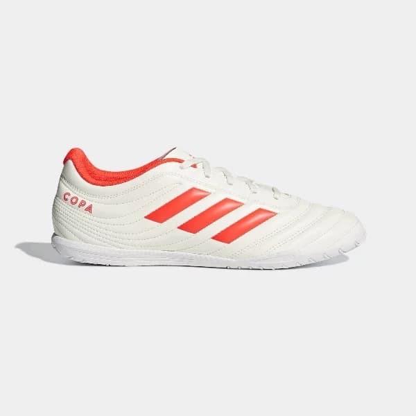 Jual Sepatu Futsal Adidas Copa 19 4 Putih White Merah Original