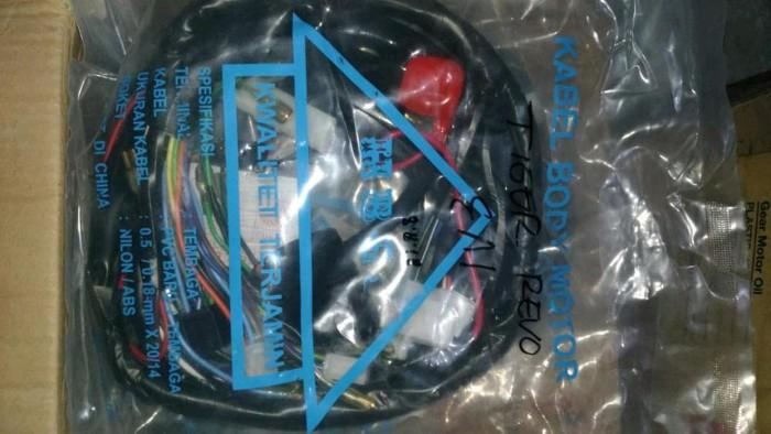 Wire Diagram  Harga Kabel Body Tiger Revo