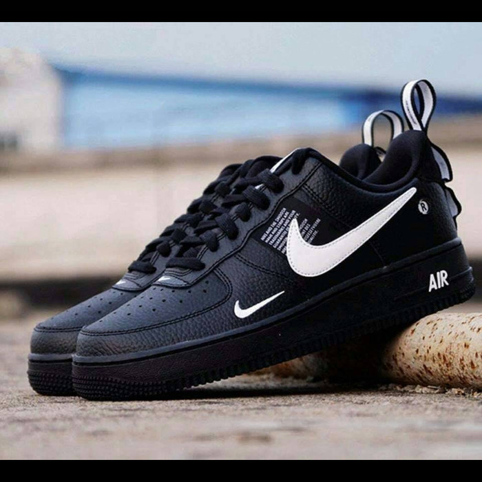 Air WorkshopTokopedia Black Hitam45 Nike Sepatu Jakarta Selatan White Herdiana Jual Force 1 List WQreEdCxBo