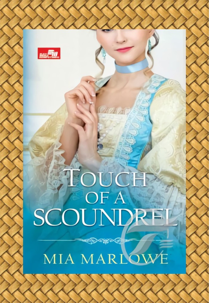 The Touch of Seduction, Book 4