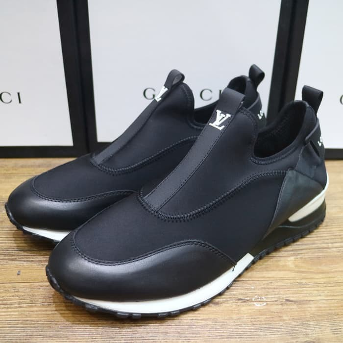 Jual Sepatu pria LV sneaker Super
