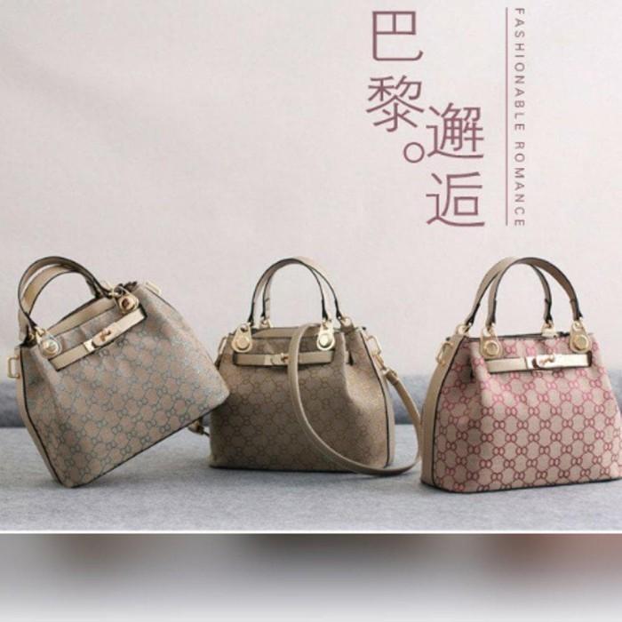 Terbaru Tas Import Wanita Nf5099 (2Ruang)