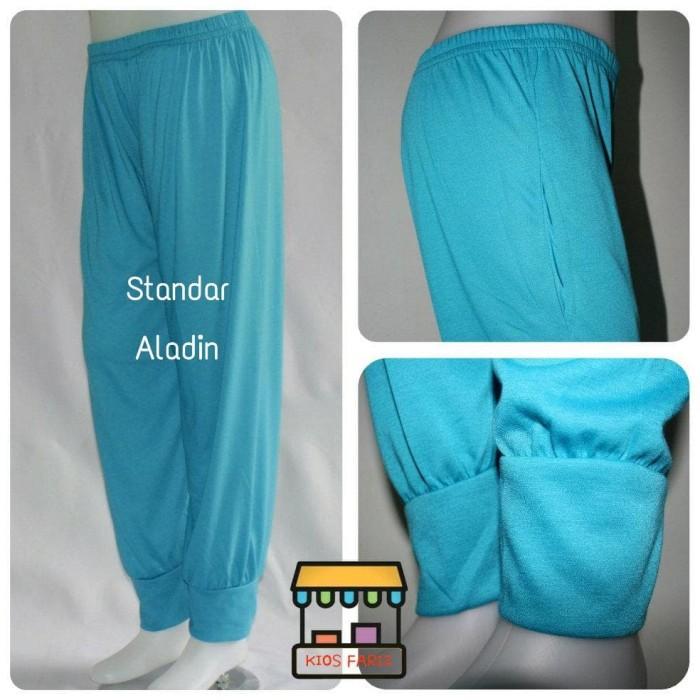 Paling Populer Aladin Standar - Celamis Aladin - Daleman Gamis -