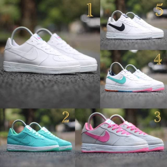 Jual High Sepatu 40 Force Size Shoes OutletTokopedia Quality Yes 37 Nike Air One 6g7fyb