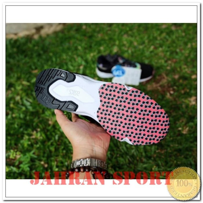 Jual Sepatu Asics gel DS trainer   Sepatu Olahraga   Warna Hitam ... 823d398db7