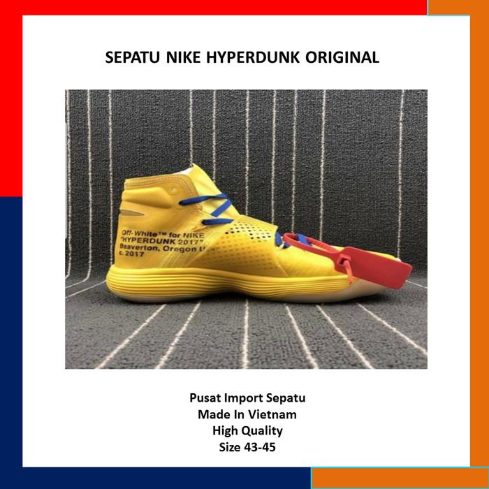 Harga Terbaru Sepatu Olahraga Sepatu Basket Nike Hyperdunk Import ... 46ca587524