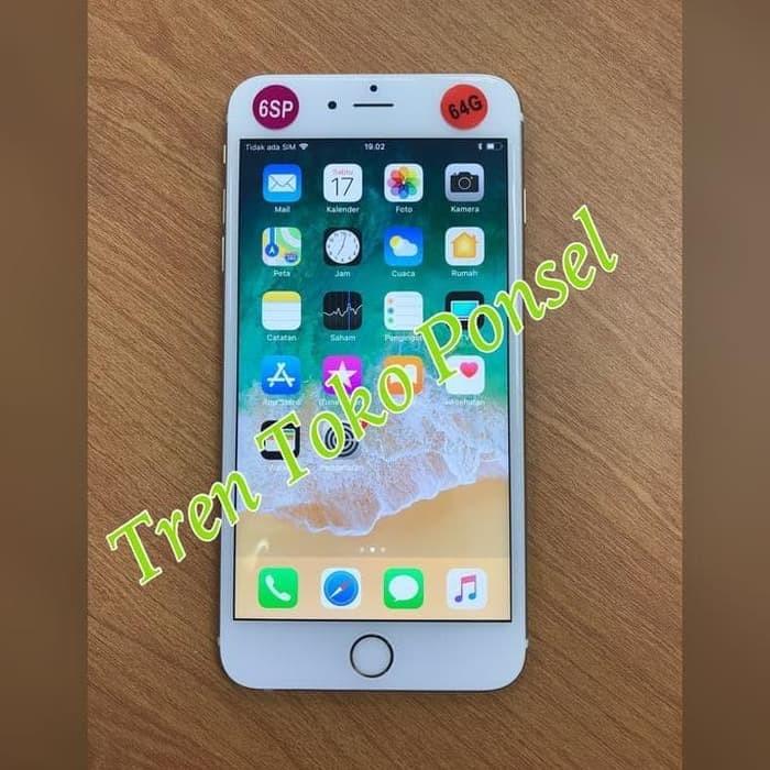 Jual Handphone Hp Iphone 6s Plus 64gb Rose Gold Gold Grey