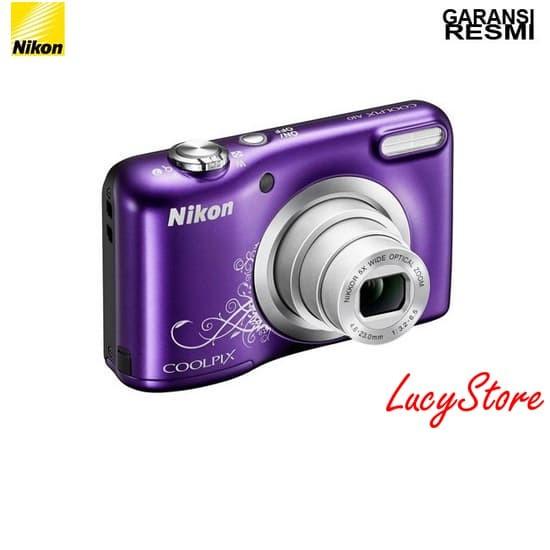 Jual Nikon Coolpix A10 Purple Tribal    Kamera Pocket Garansi Resmi ... 5ef7734d92