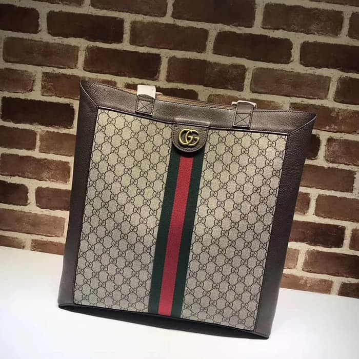 927ad67d0e9 Jual Tas Gucci Ophidia GG Supreme Large Tote Bag - Kota Medan ...