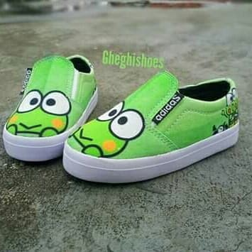 harga Sepatu anak karakter keroppi Tokopedia.com