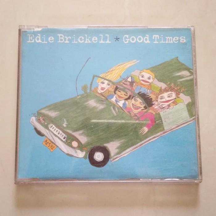 Jual CD Edie Brickell - Good Times - Kolekdolpedia | Tokopedia