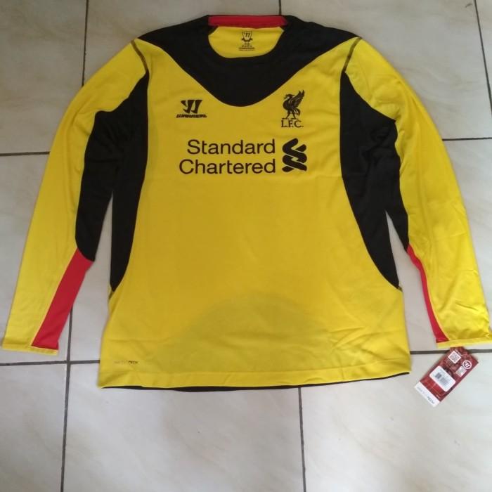 3f157f6cb Jual Jersey Original Liverpool GK Away 2012-2013 Long Sleeve ...