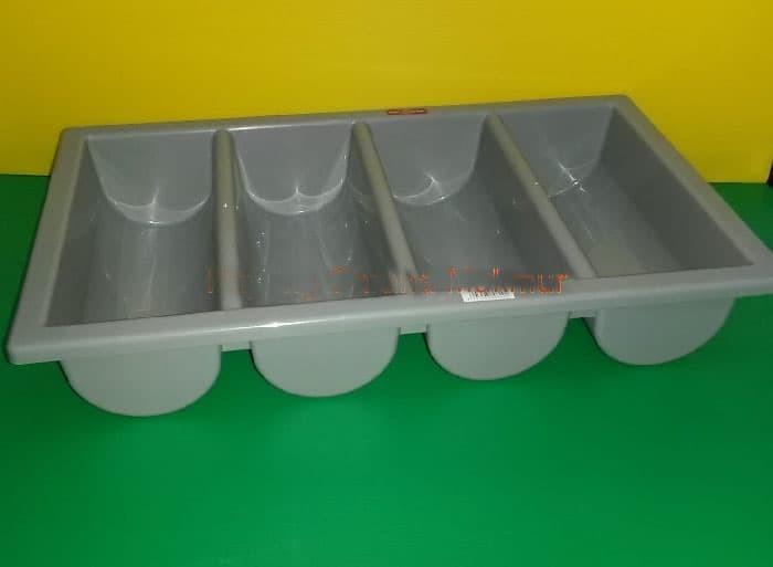 Foto Produk Tempat Sendok / Resto Cutlery Box Holder OWL dari Pusat Horeka