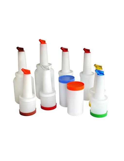 Foto Produk Jiwins Store & Pour 1.0 Liter /Penyimpan & Penuang Minuman 1 L dari Pusat Horeka