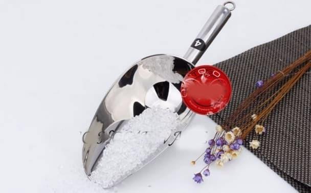 Foto Produk Sendok Sekop Es Batu ICE SHOVEL No.4 Ice Scoop Flour Sugar Scoop Tebal dari Pusat Horeka