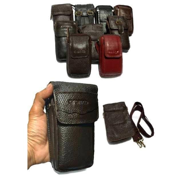 harga Tas hp kulit asli - dompet hp kulit - sarung hp kulit asli Tokopedia.com