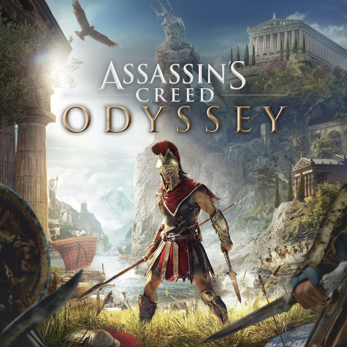 Jual Assassin Creed Odyssey Pc All Dlcs Kota Depok Dipto
