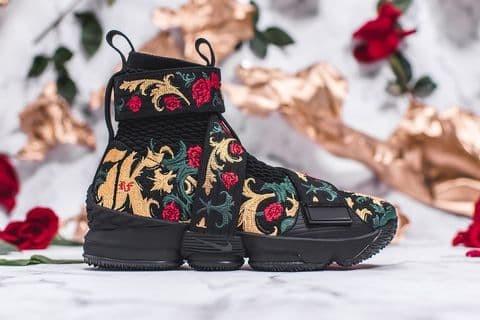 41b4febfd4f6 Jual Sepatu Nike Lebron 15 XV Long Live The king UN AUTHORIZED - AFS ...