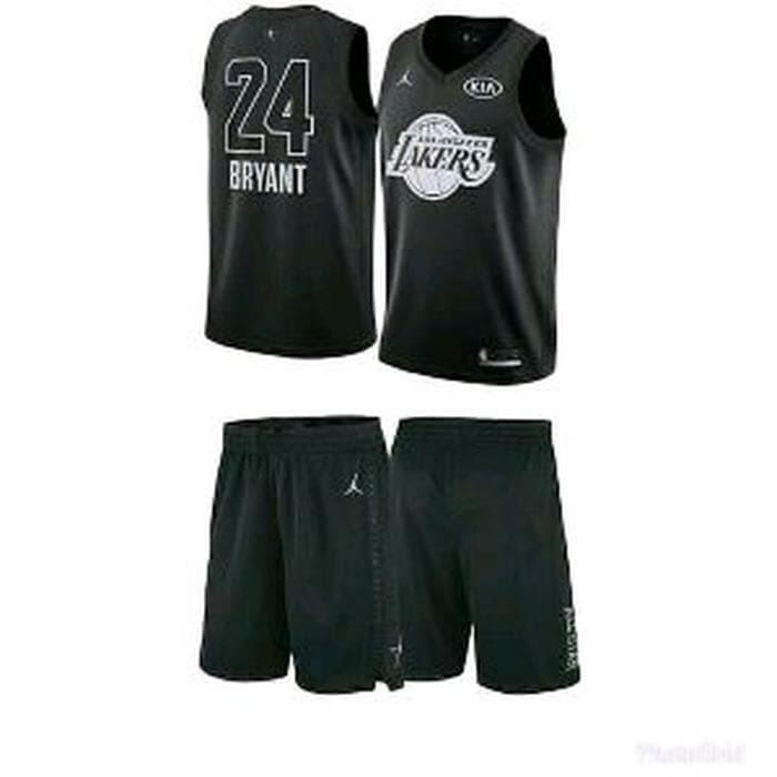 official photos d4f2f 182b4 Jual KAOS JERSEY SWINGMAN NBA ALL STAR 2018 EDITION KOBE BRYANT LA LAKERS -  Kota Bandung - whoman790 | Tokopedia