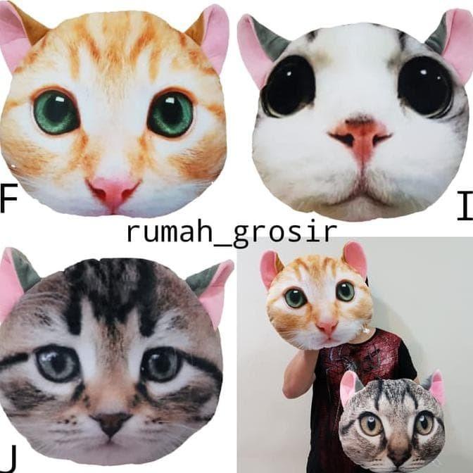Boneka Bantal Kucing - Katalog Harga Terbaru   Terlengkap Indonesia 25599b257e