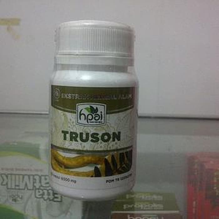 PROMO Truson Hpai obat herbal kuat pria dewasa
