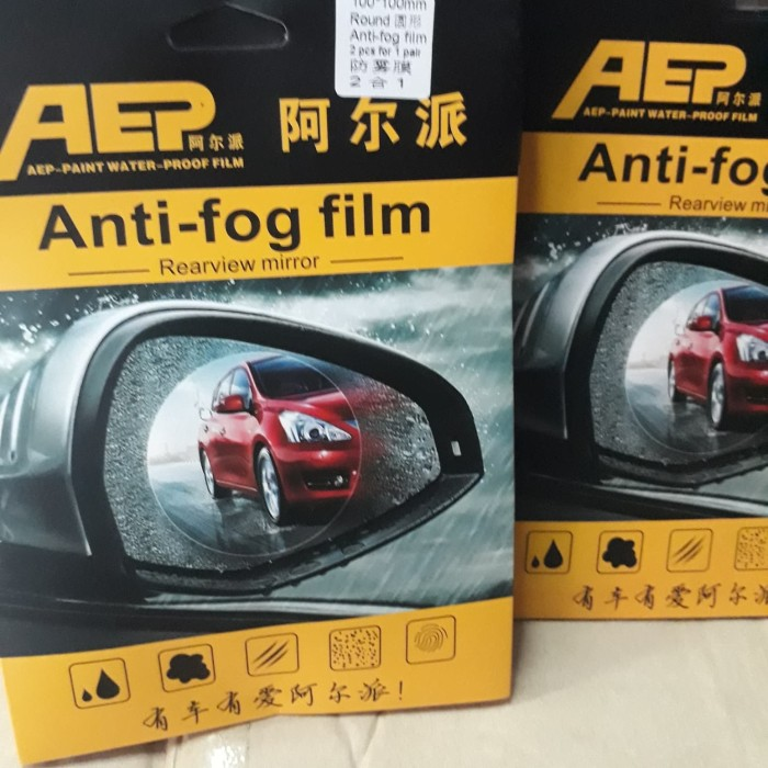 Anti Air Spion Camry / Anti Embun Spion / Anti Fog Spion Mobil