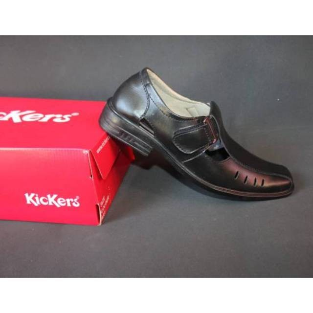 8060d1d813d Jual BRAGA BLACK AKEEL x FOOTURE Sepatu Pantopel Kulit Oxford Klasik ...