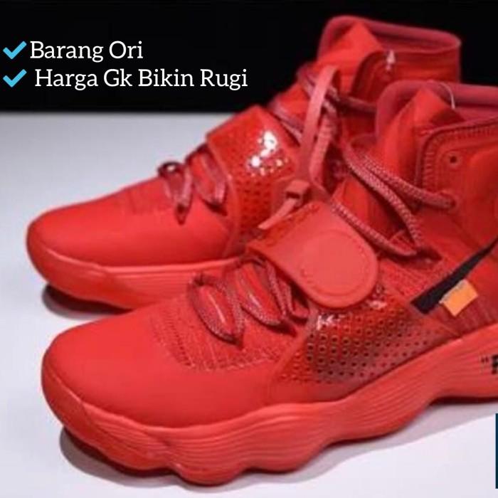 3d3f0f79dba Jual Cuci Gudang Sepatu Nike Hyperdunk 2017 Original Merah - Kab ...