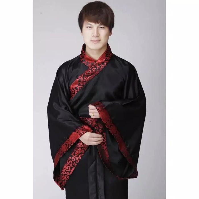 93 Model Baju Adat Cina Pria Kekinian