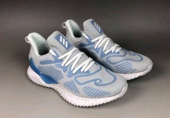 f7067ebe581ed Jual Promo Best Seller ADIDAS ALPHABOUNCE BEYOND EXTRA BUTTER BLUE ...