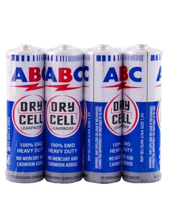 Foto Produk Batre Battery Baterai ABC AA - A2 dari TriMedia Shop