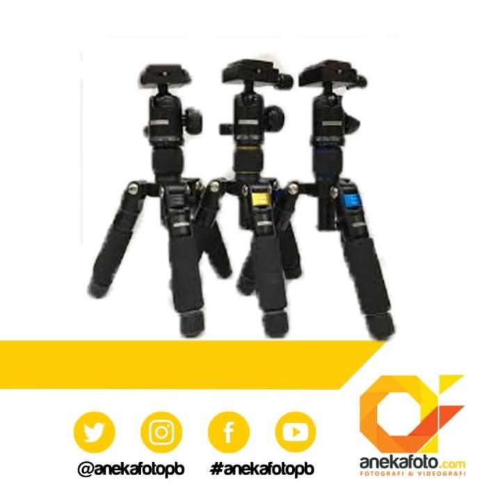 harga Highlights mini tripod - yellow Tokopedia.com