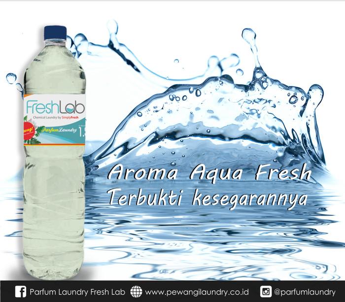 Jual Parfum Laundry Aqua Fresh Asli Produk Simplyfresh Freshlab