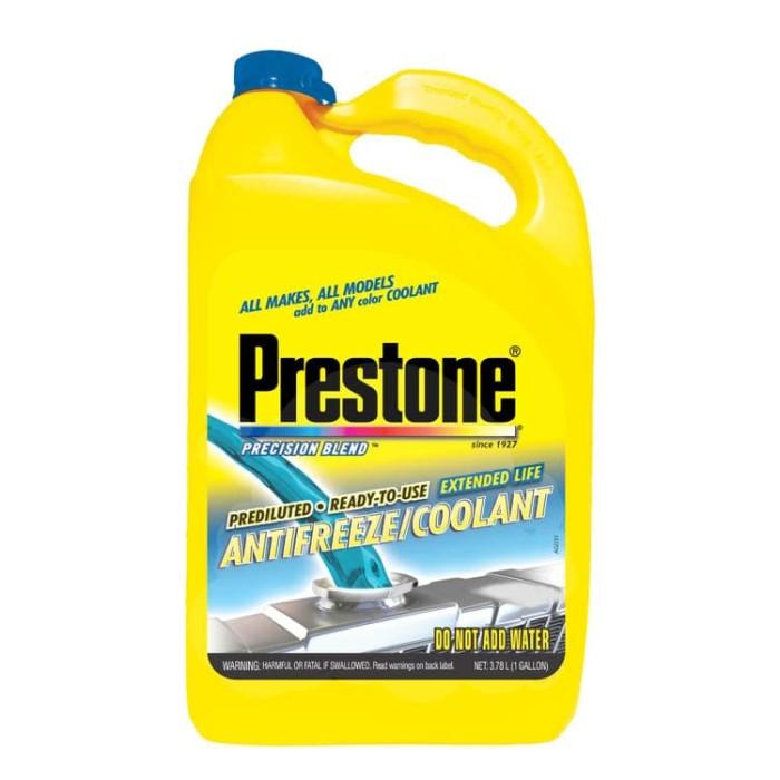 Foto Produk PRESTONE READY TO USE COOLANT (33%) BLUE 3.78 L dari Prestone