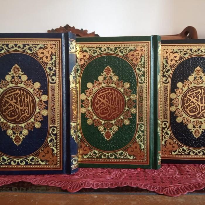 harga Al quran mushaf a5 14x20 import Tokopedia.com