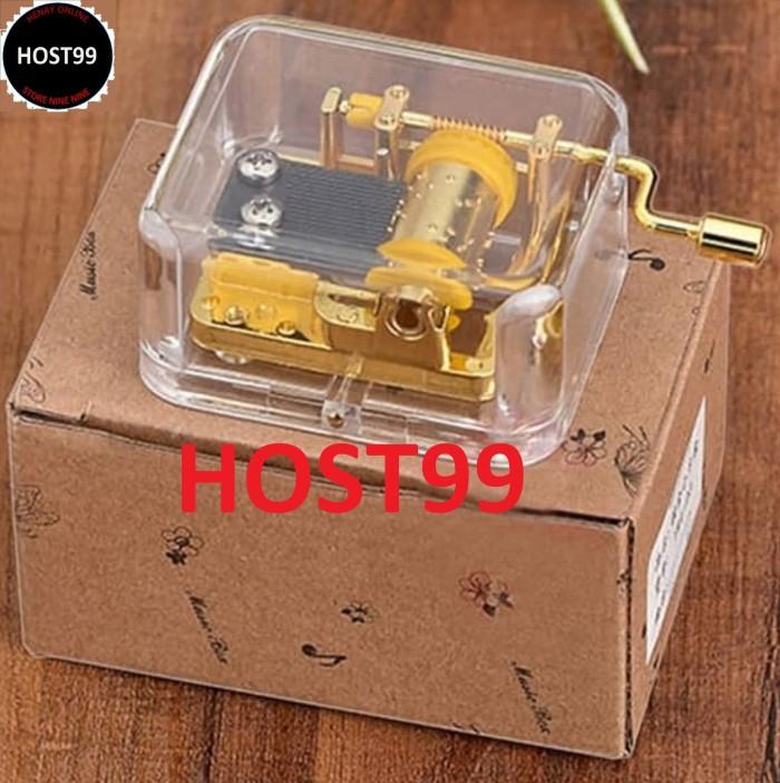 Jual Kotak Musik klasik / Music Box Classic Import Manual Frozen - Jakarta  Utara - HOST99 | Tokopedia