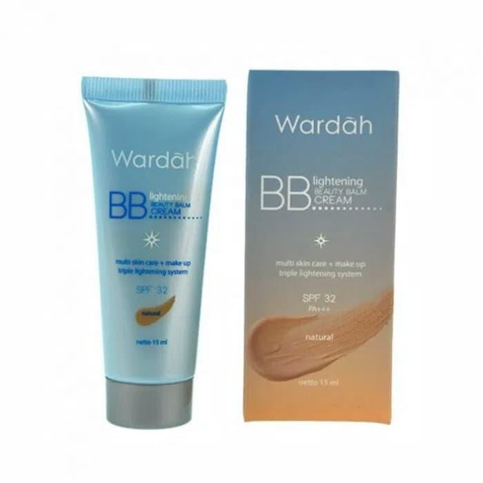 Wardah Lightening BB Cream 15 ml - Light