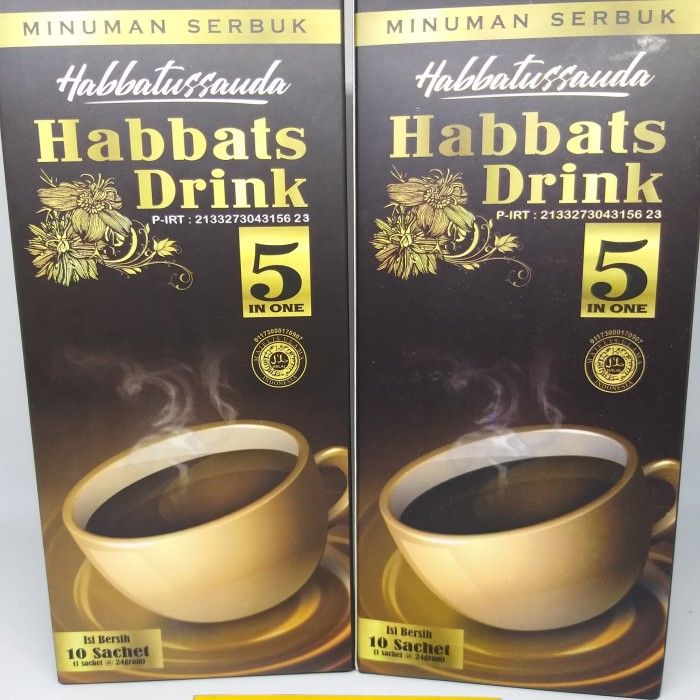 Foto Produk Kopi Arab Tanpa Kafein Habbats Cafe dari as syifa herbal