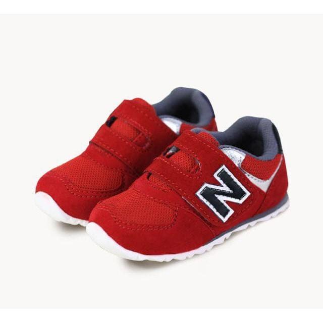 Sepatu Sneaker Anak Laki-Laki Sekolah Paud Kanvas Keren! Sz SBAA10070 d049a7f4b0