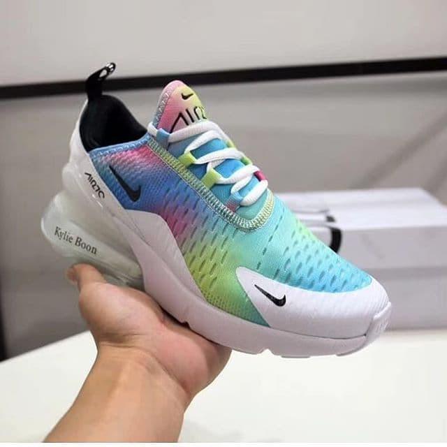 4898428c64 Sepatu Nike Airmax 270 Kylie Boon Wanita Premium Original Sneakers