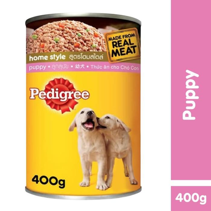 harga Pedigree can puppy 400gr makanan anjing basah Tokopedia.com