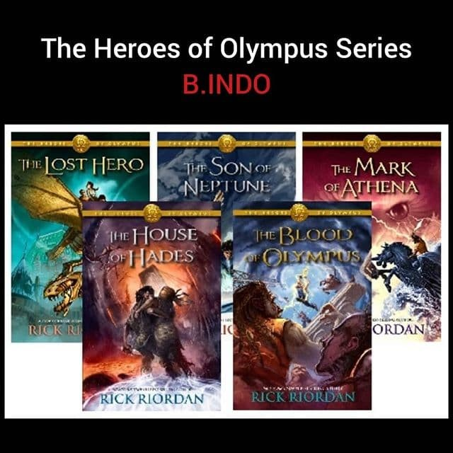 Novel Heroes Of Olympus Bahasa Indonesia Pdf