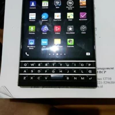 Jual BlackBerry Passport Handphone Smartphone 4G LTE Android Murah - Kota  Surabaya - FAZANA ONLINE | Tokopedia