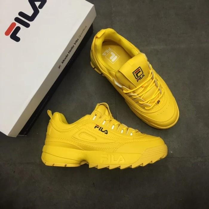 Jual Sepatu Fila Disruptor II Original   Sepatu Wanita   Sepatu ... 6f7c08f266