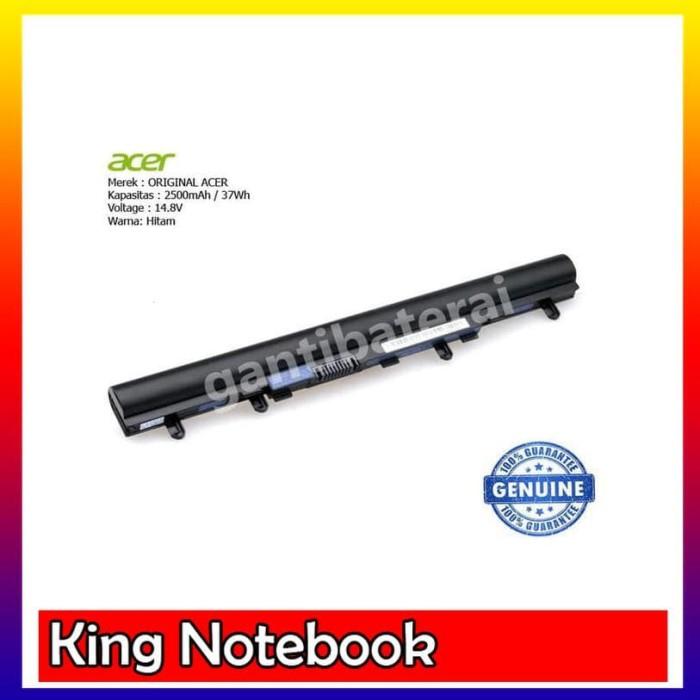 Original Baterai ACER E1-432- E1-522- E5-471- V5-431- V5-471- V5-531