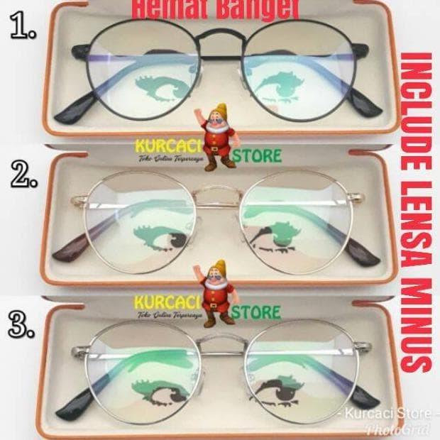Kacamata Klasik Vintage Pria Dan Wanita - Info Daftar Harga Terbaru ... 220ee51752