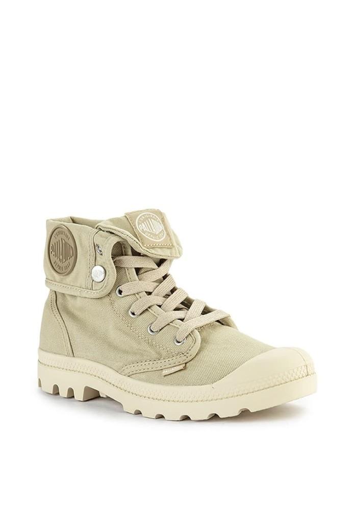 Jual Sepatu palladium pallabrouse baggy boots cream wanita original ... e0eddcca04