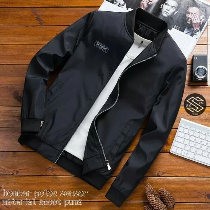 Dijual Jaket Fashion Pria jaket Bomber Polos jaket Bomber Murah  Di ... 041d319d3b